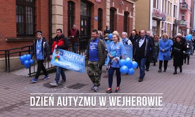 Dzień autyzmu w Wejherowie