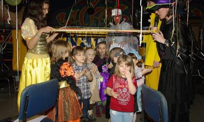Bal dla dzieci w Pacyfiku - 10.02.2011