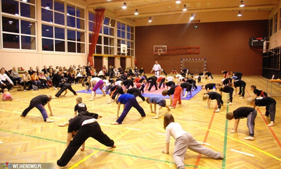 III otwarty trening Fight Zone w ZSO 2 - 22.02.2014