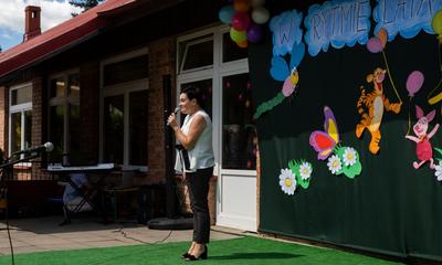 Festyn rodzinny Przedszkola Kubusia Puchatka w Wejherowie