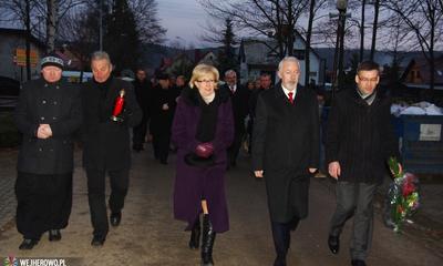 Pamieć o ofiarach Grudnia 1970 - 17.12.2014