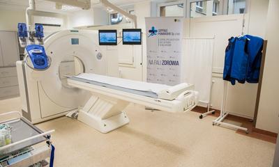 Nowy tomograf w wejherowskim szpitalu