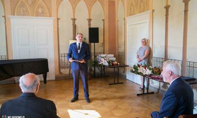 Małżeństwa uhonorowane z okazji jubileuszów