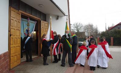 25-lecie Parafii Chrystusa Króla i bł. Alicji Kotowskiej - 03.02.2013