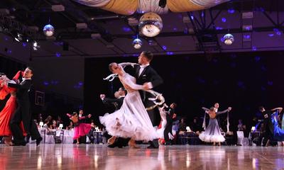 Ogólnopolski Turniej Sportowego Tańca Towarzyskiego