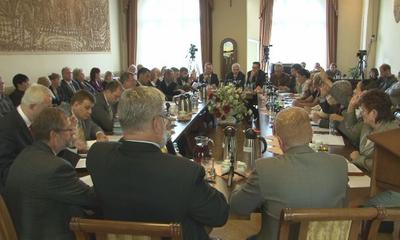 39 Sesja Rady Miasta Wejherowa.