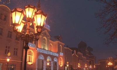 Wejherowska iluminacja świąteczna najlepsza w Polsce!