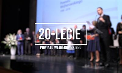 20-lecie Powiatu Wejherowskiego
