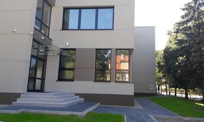 Nowy budynek N. Szkoły Rzemiosł