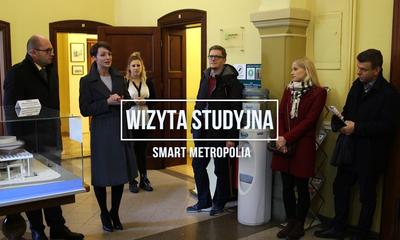 Wizyta studyjna w ramach programu Smart Metropolia