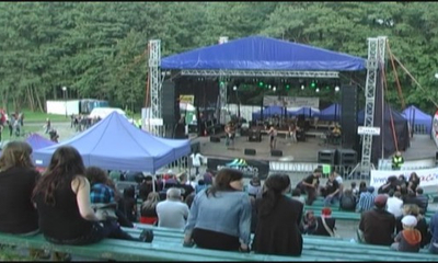 VII Open Air Rock Festival.