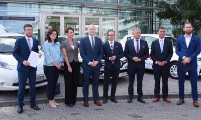 Car-sharing - podpisanie listu intencyjnego