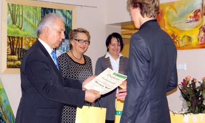 VIII Wejherowski Konkurs Literacki Powiew Weny - 05.12.2013