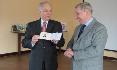 3 lata Stowarzyszenia Akademia Złotego Wieku  - 08.03.2011