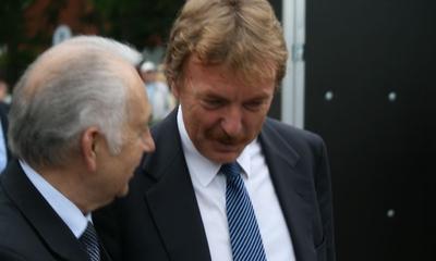 Hubert Skrzypczak w Alei Gwiazd w Cetniewie - 2012-06-22