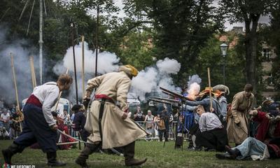 Rekonstrukcja historyczna w Wejherowie