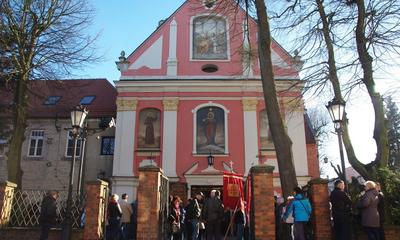 Droga Krzyżowa na Kalwarii Wejherowskiej