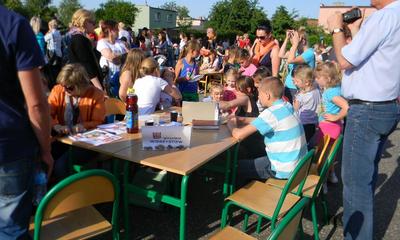 SP 11 - Projekt Szkoła z Klasą - 06.06.13