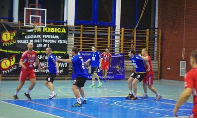 Tytani - Żukowo 24-23 (14-9) - 14.12.2013