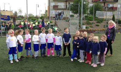 I Wejheroqwske Mistrzostwa Piłki Nożnej Przedszkoli - 04.10.2012