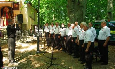 Odpust Uzdrowienia Chorych w Wejherowie - 06.07.2014