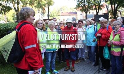IV Zlot Seniorów Turystów Powiatu Wejherowskiego