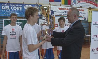 Koszykarze GTK Gdynia wygrali Wejher Cup 2010.