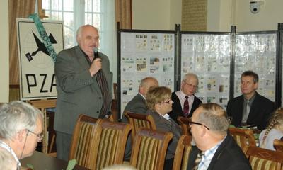 50-lecie Koła Filatelistów nr 7 w Wejherowie - 17.10.2012
