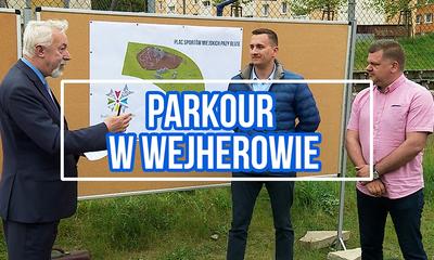 Parkour w Wejherowie