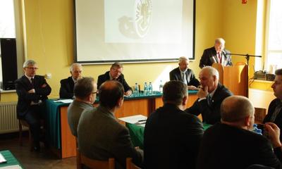 Walne Zebranie Członków Powiatowego Cechu RMŚP ZP w Wejherowie - 10.04.2013