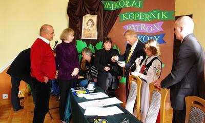 Walne zebranie Oddziału ZKP Wejherowo - 05.10.2013