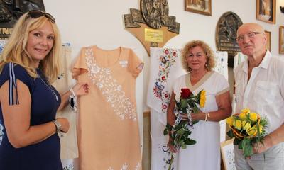 XIV Powiatowo-Miejski Konkurs Haftu Kaszubskiego