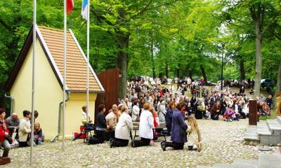 Odpust Podwyższenia Krzyża św. - 16.09.2012