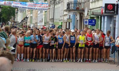 XIII Międzynarodowy Bieg Jakuba Wejhera- 10 km -18.09.2010