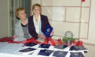 Promocja tomiku poezji Krystyny Trybowskiej-Goman pt. Moje Miasto - 29.11.2013
