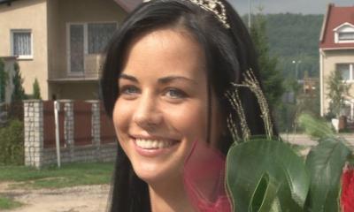 Wejherowianka Bursztynową Miss Polski 2010.