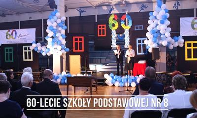 60-lecie Szkoły Podstawowej nr 8 w Wejherowie