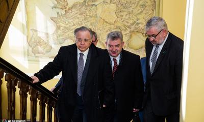 Ambasador Azerbejdżanu z wizytą w Wejherowie - 13.03.2014