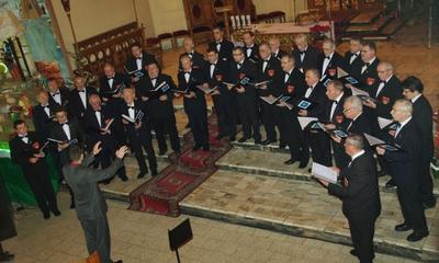 Koncert kolęd w kościele św. St. Kostki - 22.01.2012