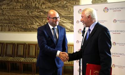 Arkadiusz Kraszkiewicz zastępcą Prezydenta Wejherowa
