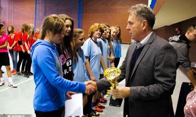 Mikołajkowy turniej koszykówki - 12-14.12.2014