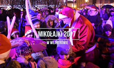 Mikołajki 2017 w Wejherowie