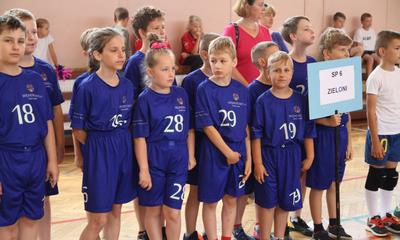Zawody sportowe w SP 11