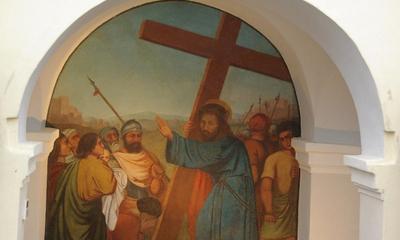 Droga Krzyżowa na Kalwarii Wejherowskiej - 19.03.2010