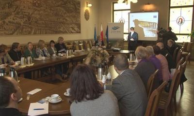 Program Współpracy Transgranicznej Południowy Bałtyk 2007-2013 w Wejherowie