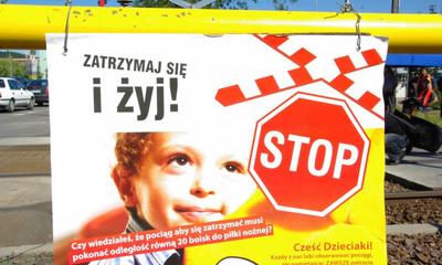 Akcja Bezpieczny Przejazd w Wejherowie - 07-09-2010