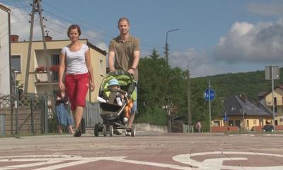 Ulica Orzeszkowa oddana do użytku.