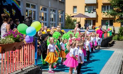 Festyn rodzinny Przedszkola Kubusia Puchatka