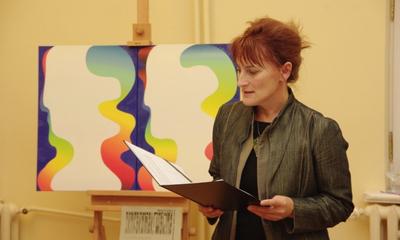 Wystawa w rastuszu trójmiejskich artystów - 14.09.2012