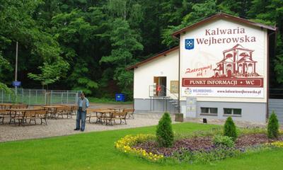 Kalwaryjski odpust z modlitwą za chorych - 01.07.2012